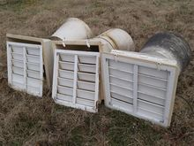 Used Ventilator Fans