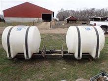 2014 Shop Made Saddle Tanks