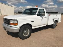 1995 Ford F250 Service Truck