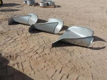 Galvanized Flared End Sections