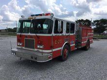 1992 Ferrara DS40M Fire Truck