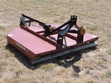 Howse 601S 3 Pt Mower