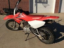 2009 Honda CRF 70F Dirt Bike