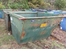 4 YD Rear Load Dumpsters