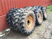 11.2x24  Pivot Tires