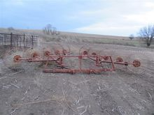 Used 10 Wheel Rake i