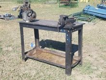 Heavy Duty Bench/Welding Table