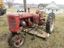 1948 Farmall C 2WD Tractor