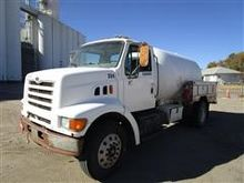 1998 Ford L8000 Propane Deliver