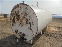 Used 2000 Gal Fuel T