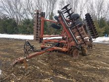 International 22.5' Disk Harrow