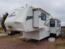 2008 Jayco 291 RLTS 5th Wheel C