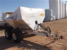 Dempster Pull Type Dry Fertiliz