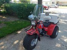 1984 Honda Big Red 3-Wheeler