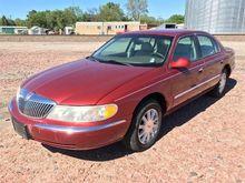 2000 Lincoln Continental 4 Door