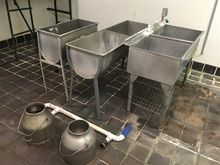 Stainless Steel Sinks and Milk