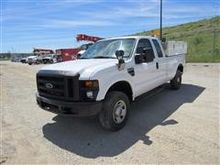 2008 Ford F250 4x4 Extended Cab