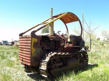 1940 International T6 Crawler T