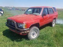 1989 Toyota 4 Runner SR5 2 Door