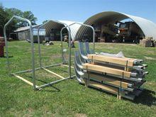 Hoop Frames for Storage Sheds
