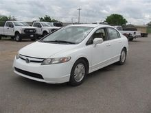 2007 Honda Civic Hybrid 4 Door