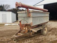 Heider R 4 Ton Feed Auger Wagon