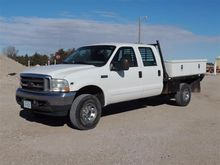 2003 Ford SRW Super Duty F-250