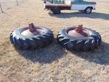 Axle Mounted Duals