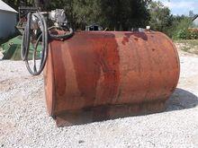 500 Gal Steel Fuel Barrel On Sk
