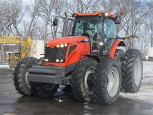 2010 Agco DT225B MFWD Tractor