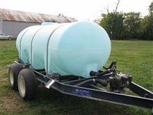 AgSpray 1315 Gallon T/A Tank Tr