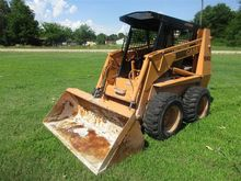 Case 1845C Skid Steer