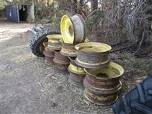 Gkn T&L Wheels and One Tire and