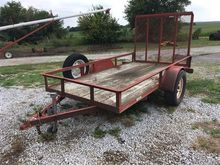 Shop Made ATV/Utility Trailer