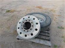 Aluminum 10 Bolt Wheels And Tir