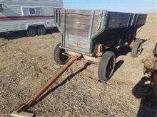 Flare Wagon & Feed Wagon
