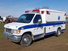 1992 Ford Caylcrft Ambulance