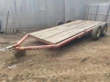 Donahue Flatbed Trailer