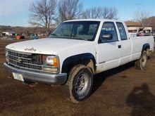 1992 Chevrolet 3500 4x4 Extende