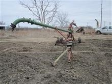 Used Lagoon Pump in