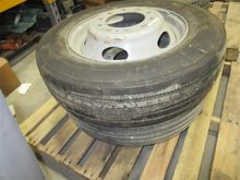 Bridgestone V-Steel R 250 Rims