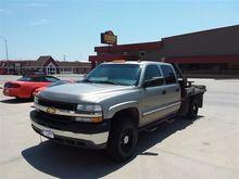 2001 Chevrolet 2500HD Crew Cab