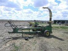 John Deere 3940 Forage Harveste