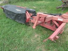 Bush Hog GH14 Disc Mower