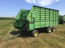 Used Bale Wagon for sale  New Holland equipment & more | Machinio