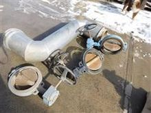 Irrigation Butterfly Valves and