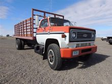 1976 Chevrolet C-65 S/A Flatbed