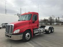 2008 Freightliner Cascadia Day