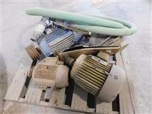 Fertilizer/Chemical Pumps & Mot