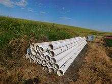 Poly Gated Irrigation Pipe